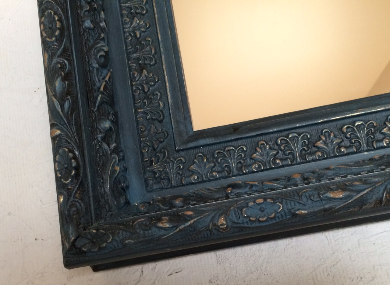 painted frames | Drab2FabCreations