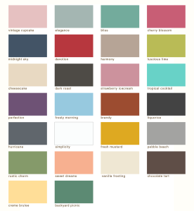 Colours-web